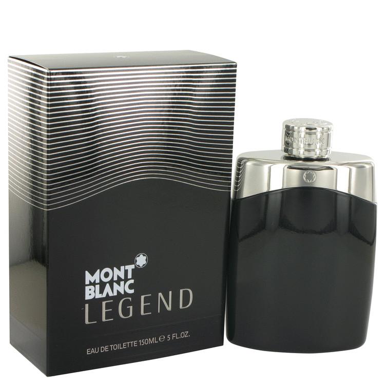 MontBlanc Legend by Mont Blanc for Men Eau De Toilette Spray 5.1 oz