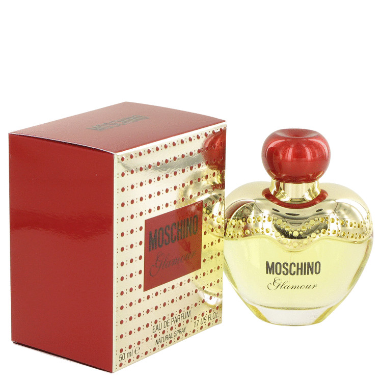 Moschino Glamour Perfume by Moschino 1.7 oz EDP Spay for Women