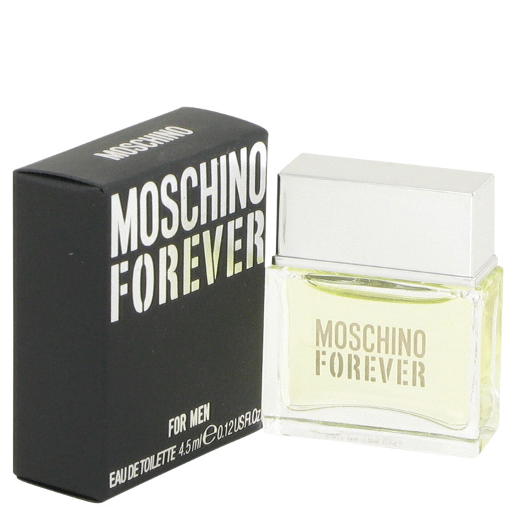 Moschino Forever by Moschino for Men Mini EDT .12 oz