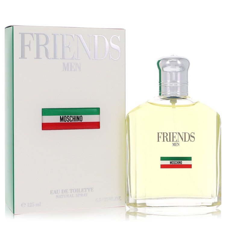 Moschino Friends Cologne by Moschino 4.2 oz EDT Spay for Men