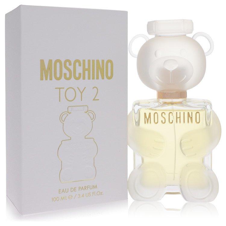 Moschino Toy 2 by Moschino –  Eau De Parfum Spray 3.4 oz 100 ml for Women