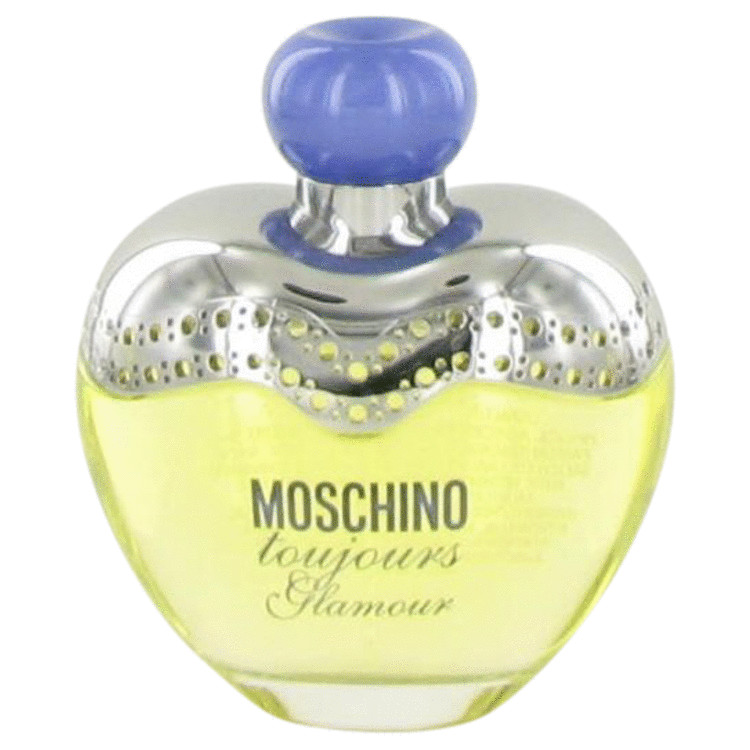 Moschino Toujours Glamour Perfume 3.4 oz EDT Spray(Tester) for Women