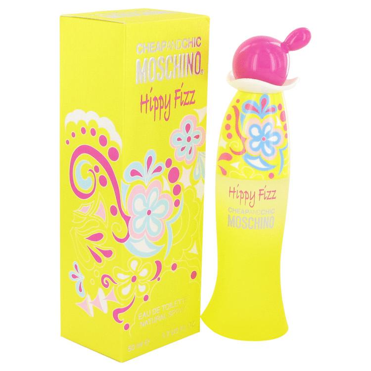 Moschino Hippy Fizz by Moschino for Women Eau De Toilette Spray 1.7 oz