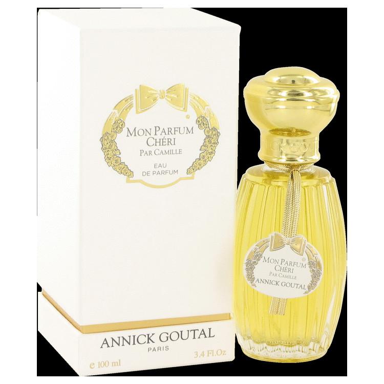 Mon Parfum Cheri Par Camille by Annick Goutal for Women Eau De Parfum Spray 3.4 oz