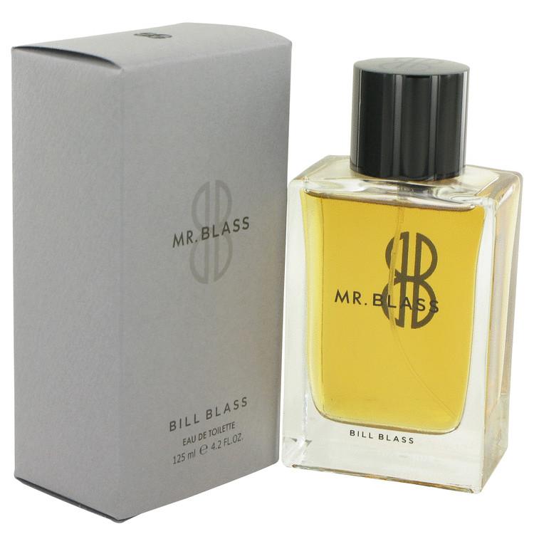 Mr Bill Blass Cologne by Bill Blass 4.2 oz EDT Spay for Men