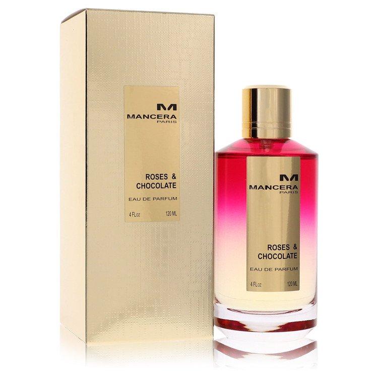 Mancera Roses & Chocolate by Mancera for Women Eau De Parfum Spray (Unisex) 4 oz