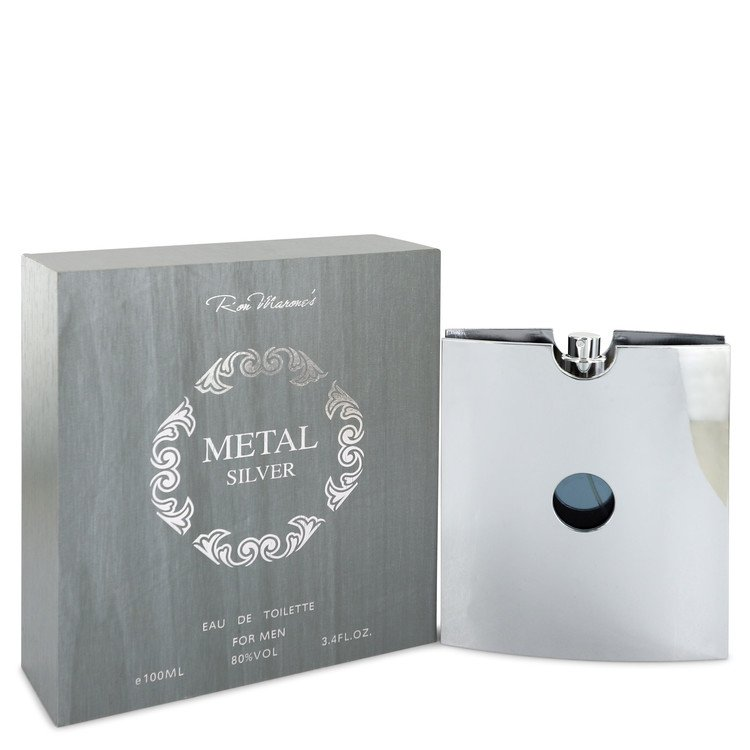 Metal Silver by Ron Marone