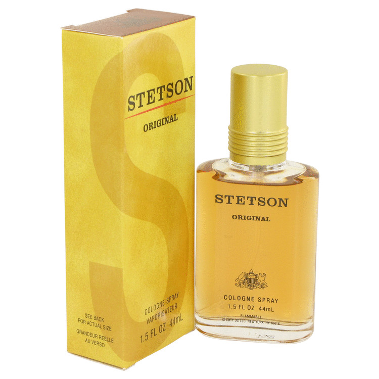 STETSON by Coty –  Cologne Spray 1.5 oz 44 ml for Men