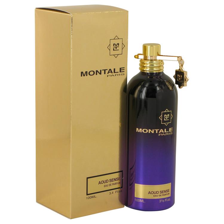 Montale Aoud Sense by Montale for Women Eau De Parfum Spray (Unisex) 3.4 oz