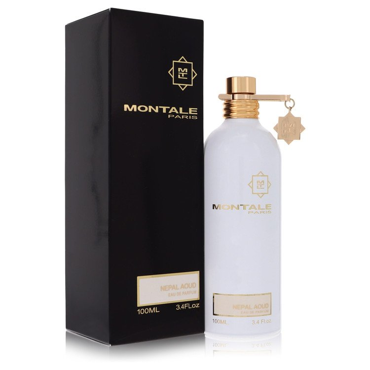 Montale Nepal Aoud by Montale for Women Eau De Parfum Spray 3.4 oz