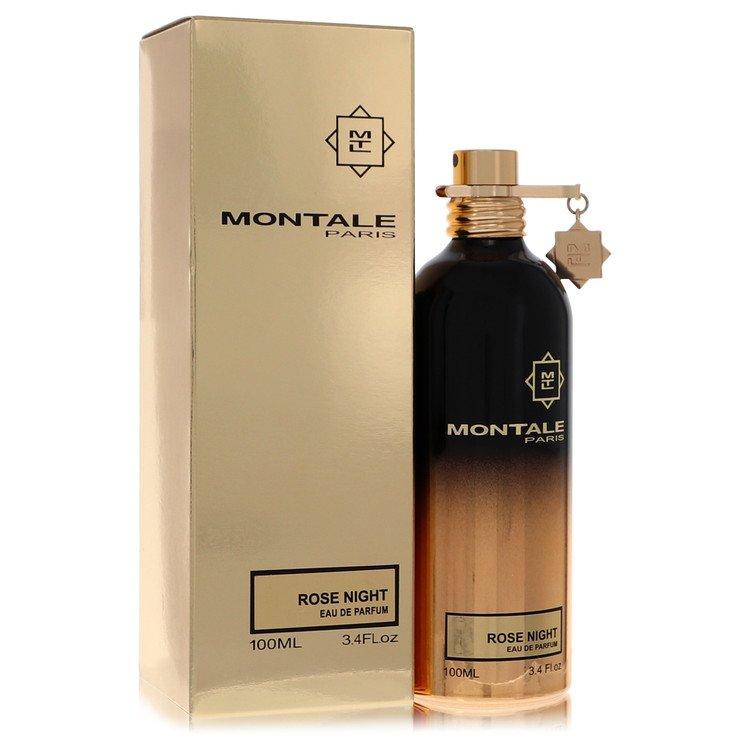 Montale Rose Night by Montale for Women Eau De Parfum Spray (Unisex) 3.4 oz