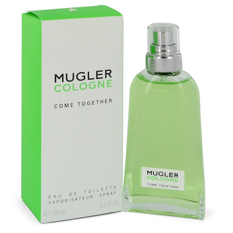 Mugler Come Together by Thierry Mugler Women's Eau De Toilette Spray (Unisex) 3.3 oz