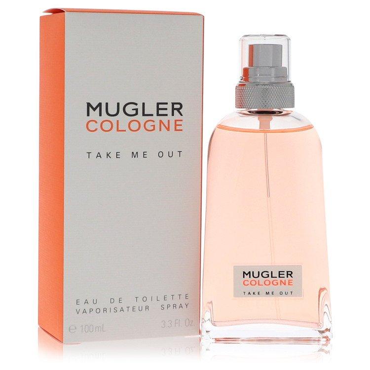 Mugler Take Me Out by Thierry Mugler Women's Eau De Toilette Spray (Unisex) 3.3 oz