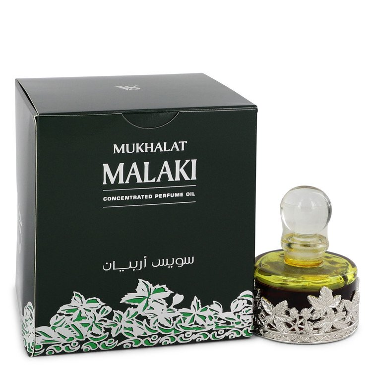Swiss Arabian Mukhalat Malaki by Swiss Arabian Men's Concentrated Perfume Oil 1 oz
