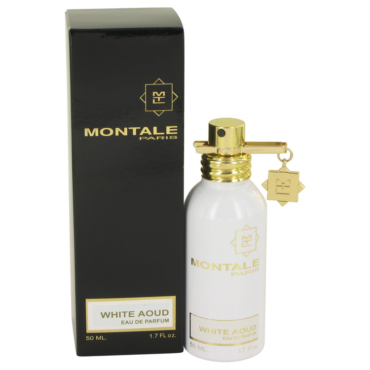 Montale White Aoud by Montale for Women Eau De Parfum Spray (Unisex) 1.7 oz