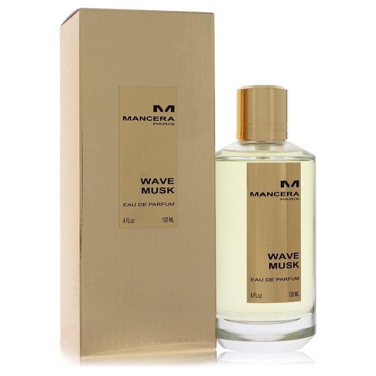 Mancera Wave Musk by Mancera for Women Eau De Parfum Spray (Unisex) 4 oz