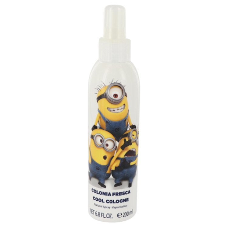 Minions Yellow by Minions –  Body Cologne Spray 6.8 oz 200 ml for Men