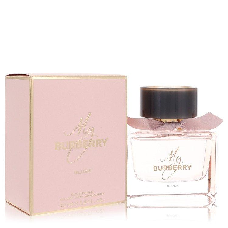 My Burberry Blush by Burberry for Women Eau De Parfum Spray 3 oz