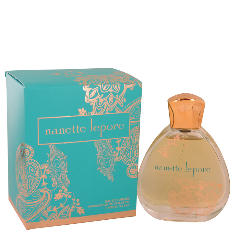 Nanette Lepore New Perfume by Nanette Lepore 3.4 oz EDP Spay for Women