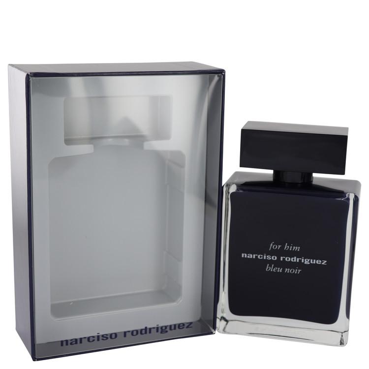 Narciso Rodriguez Bleu Noir by Narciso Rodriguez for Men Eau De Toilette Spray 5 oz