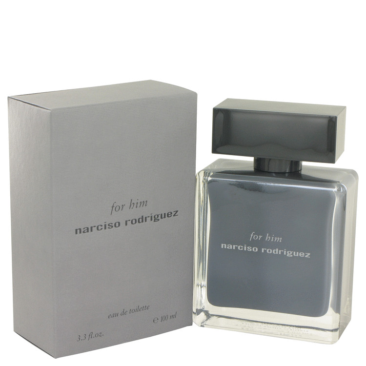 Narciso Rodriguez by Narciso Rodriguez –  Eau De Toilette Spray 3.3 oz 100 ml for Men