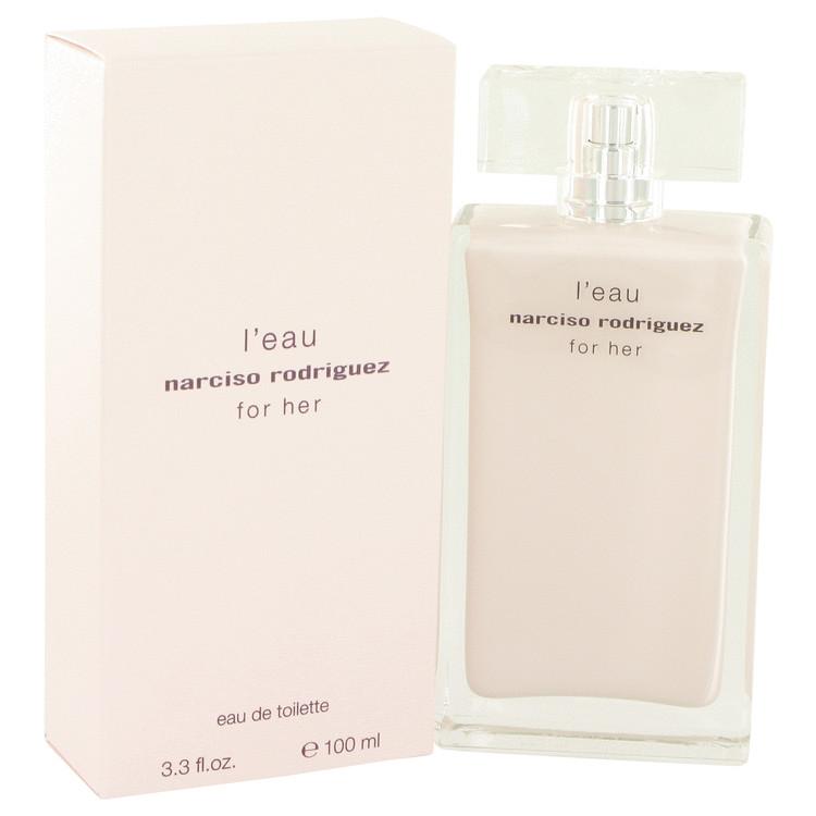 Narciso Rodriguez L'eau Perfume 3.3 oz EDT Spay for Women