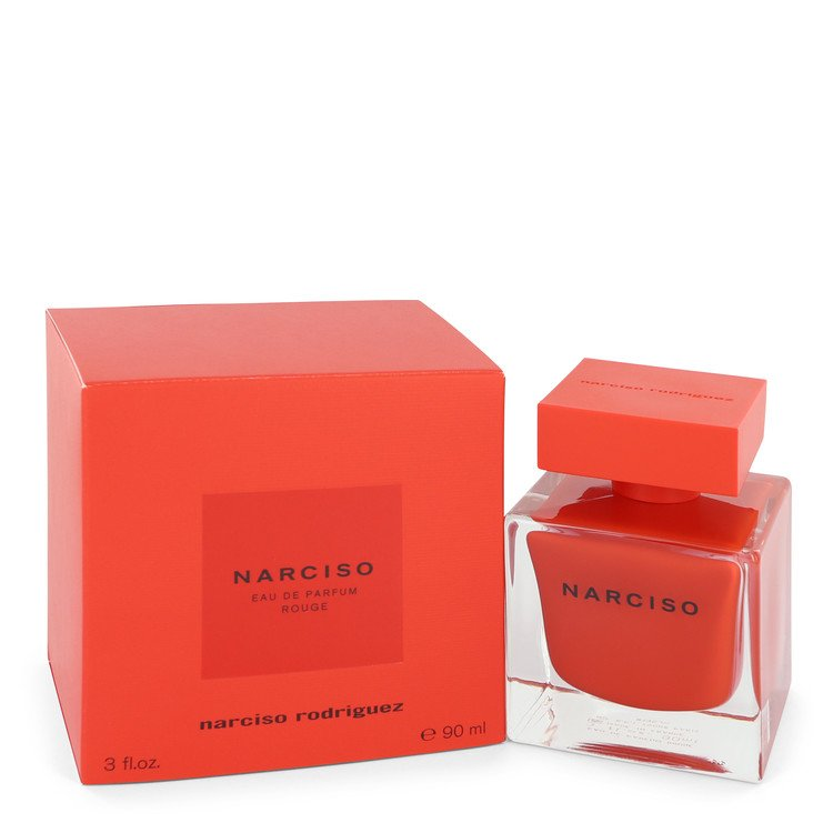 Narciso Rodriguez Rouge by Narciso Rodriguez –  Eau De Parfum Spray 3 oz 90 ml for Women