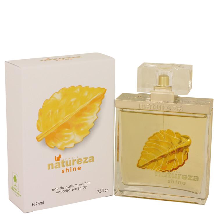 Natureza Shine by Natureza for Women Eau De Parfum Spray 2.5 oz