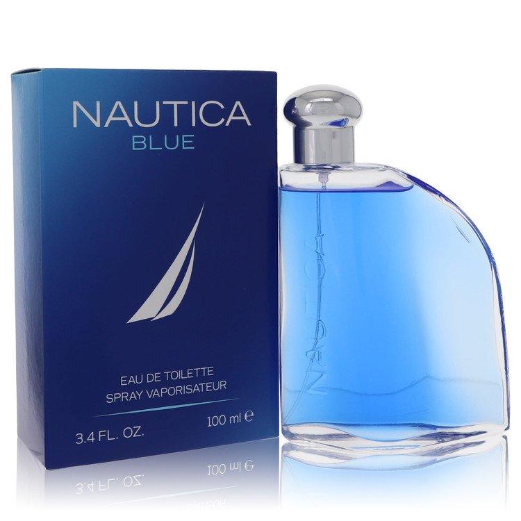 NAUTICA BLUE by Nautica for Men Eau De Toilette Spray 3.4 oz