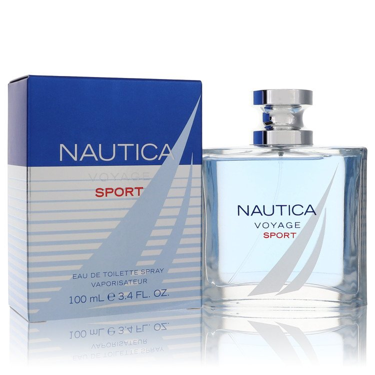 Nautica Voyage Sport Cologne by Nautica 3.4 oz EDT Spay for Men