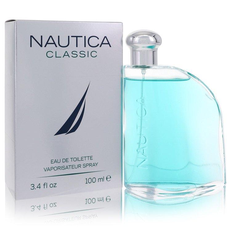Nautica Classic by Nautica for Men Eau De Toilette Spray 3.4 oz