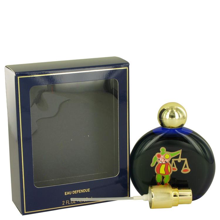 Niki De Saint Phalle Zodiac Libra Perfume 2 oz Eau Defendu Spray for Women