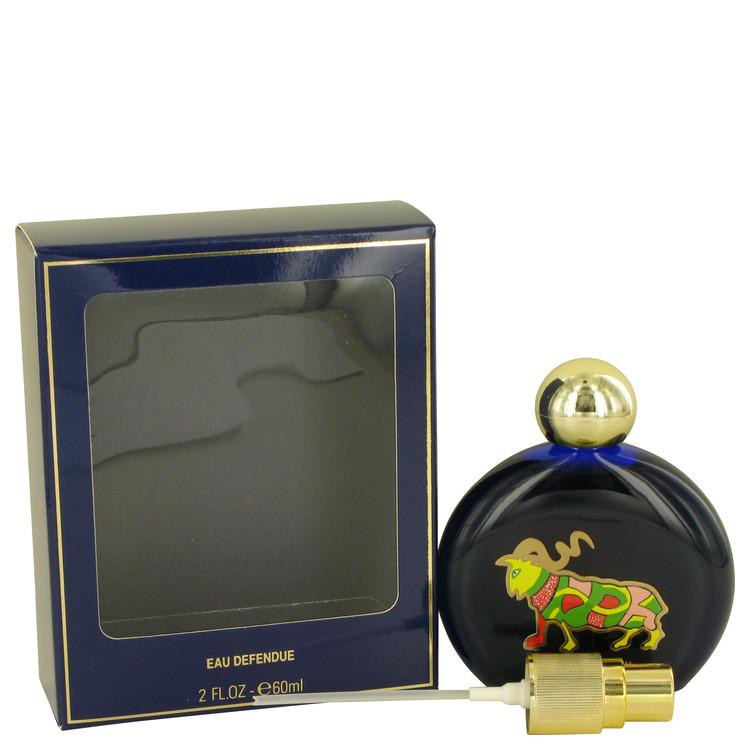 Niki De Saint Phalle Zodiac Aries Perfume 2 oz Eau Defendu Spray for Women