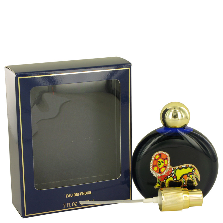 Niki De Saint Phalle Zodiac Leo Perfume 2 oz Eau Defendu Spray for Women