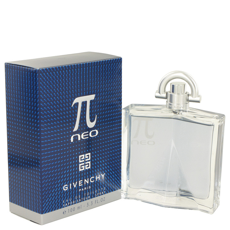 Pi Neo by Givenchy for Men Eau De Toilette Spray 3.4 oz