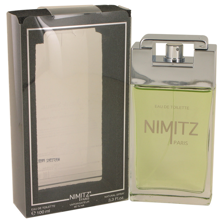 Nimitz by Yves De Sistelle for Men Eau De Toilette Spray 3.3 oz