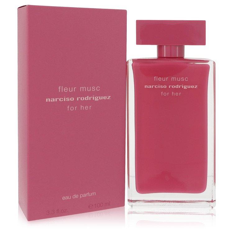 Narciso Rodriguez Fleur Musc Perfume 3.3 oz EDP Spay for Women