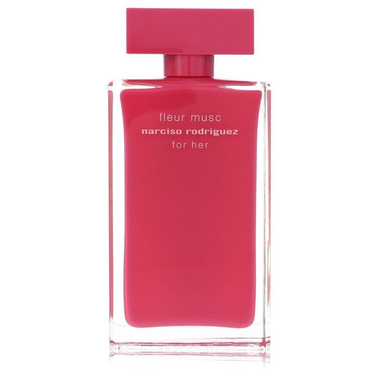 Narciso Rodriguez Fleur Musc by Narciso Rodriguez for Women Eau De Parfum Spray (Tester) 3.3 oz