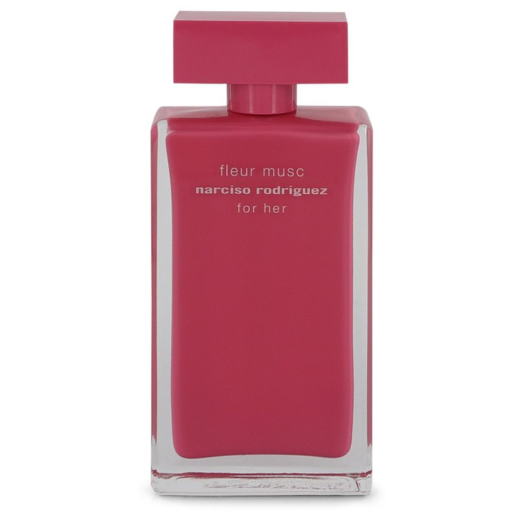 Narciso Rodriguez Fleur Musc Perfume 3.3 oz EDP Spray (Unboxed) for Women