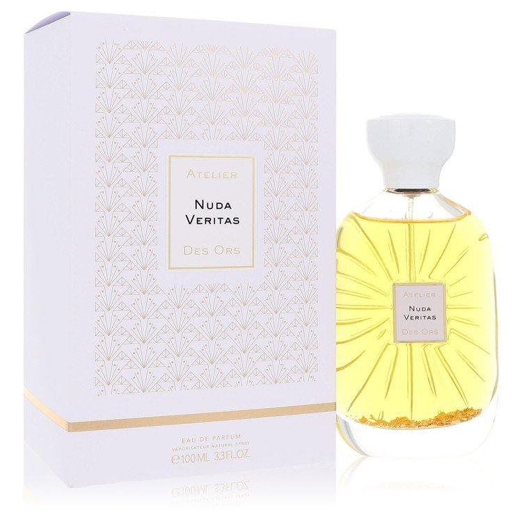Nuda Veritas by Atelier Des Ors Women's Eau De Parfum Spray (Unisex) 3.4 oz