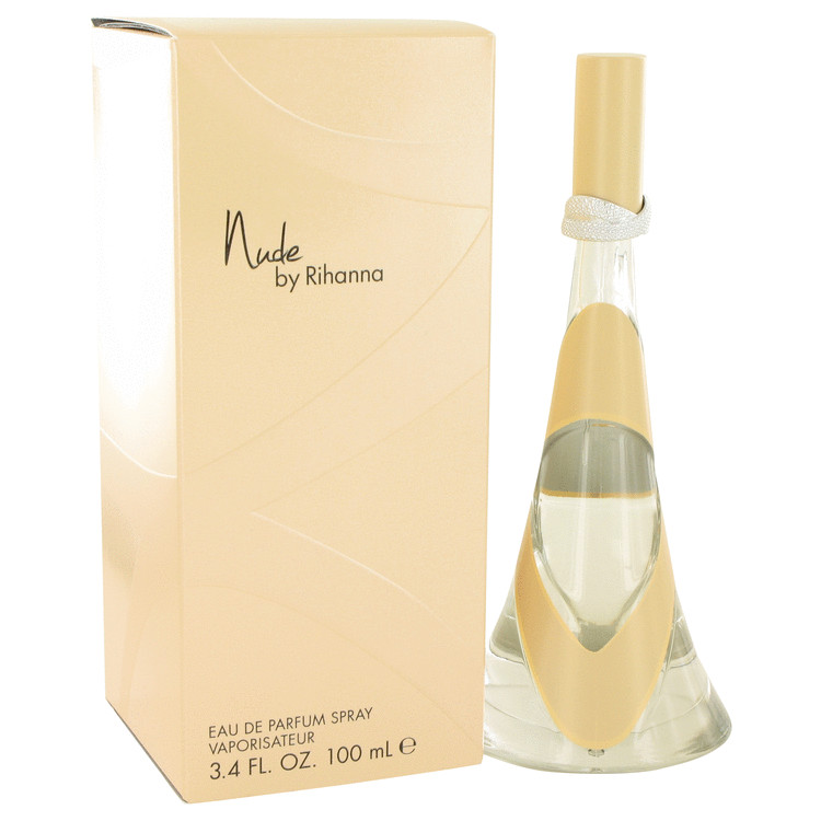 Nude By Rihanna Perfume by Rihanna 3.4 oz EDP Spay for Women