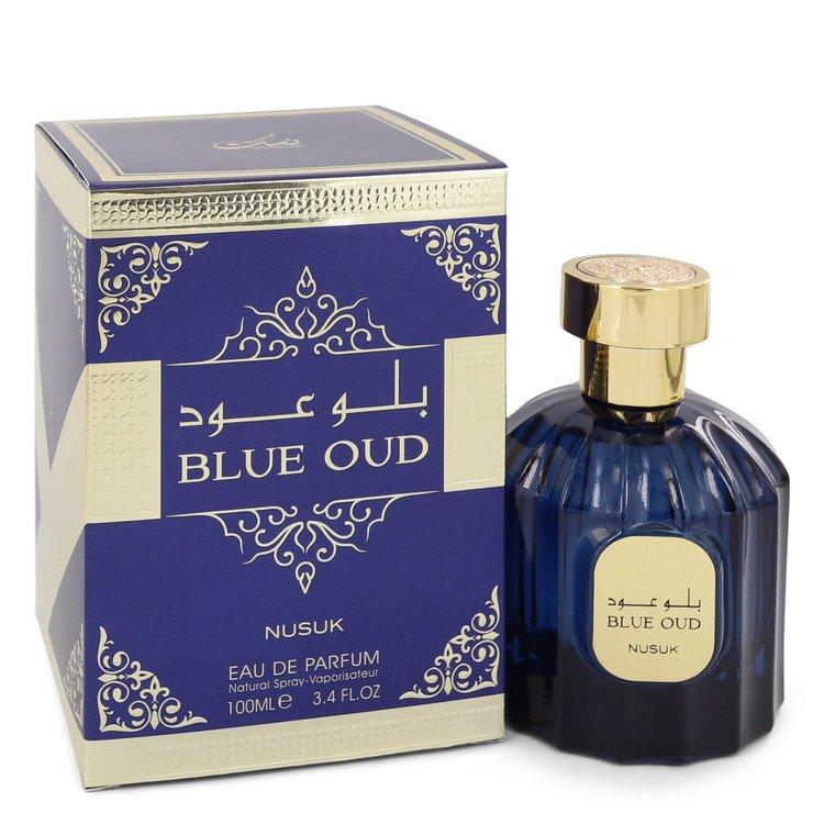 Nusuk Blue Oud by Nusuk