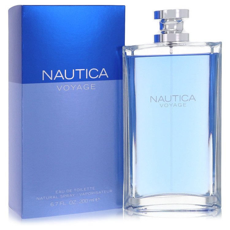 Nautica Voyage by Nautica –  Eau De Toilette Spray 6.7 oz 200 ml for Men