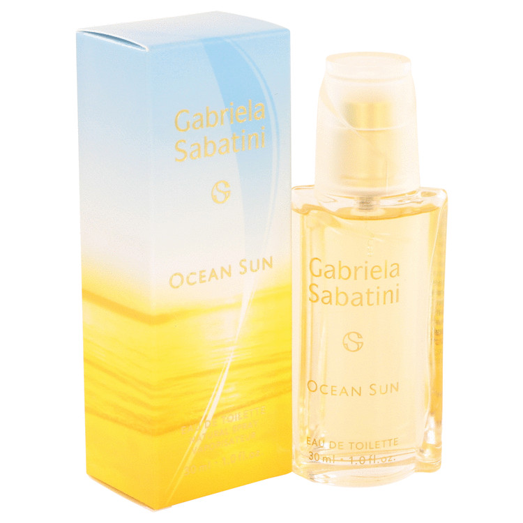 Ocean Sun by Gabriela Sabatini for Women Eau De Toilette Spray 1 oz