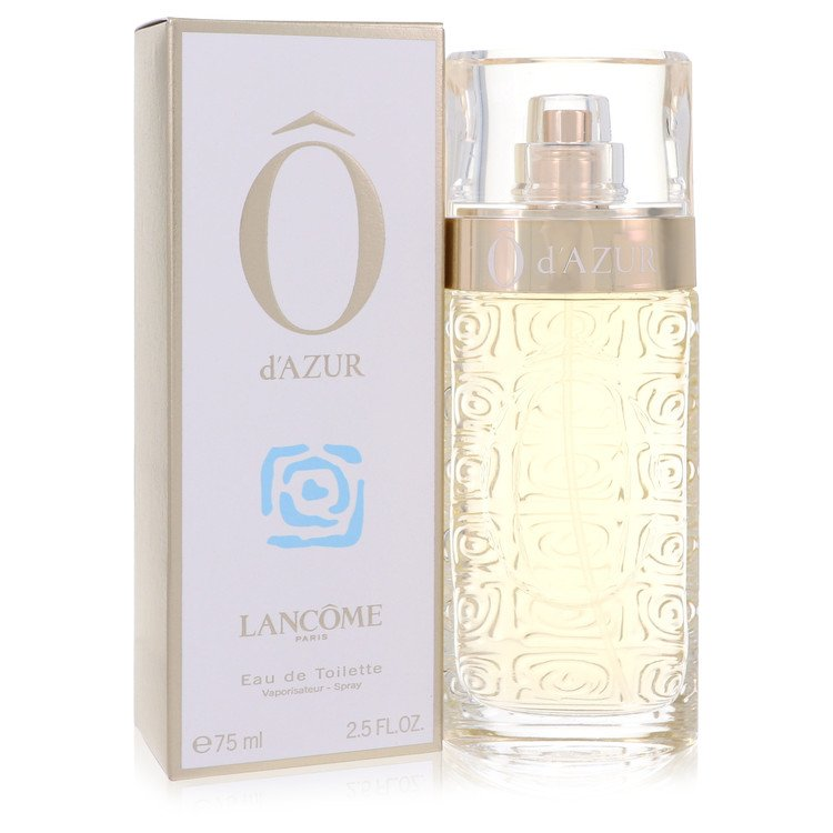 O d\'Azur by Lancome for Women Eau De Toilette Spray 2.5 oz