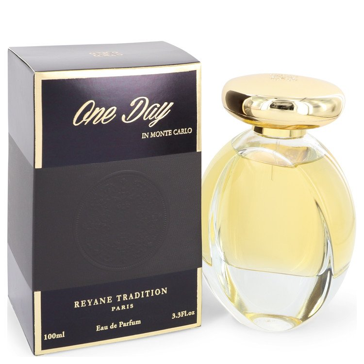 One Day In Monte Carlo by Reyane Tradition for Women Eau De Parfum Spray 3.3 oz