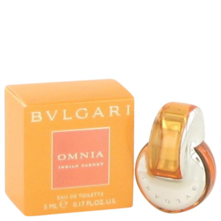 Omnia Indian Garnet by Bvlgari for Women Mini EDT .17 oz