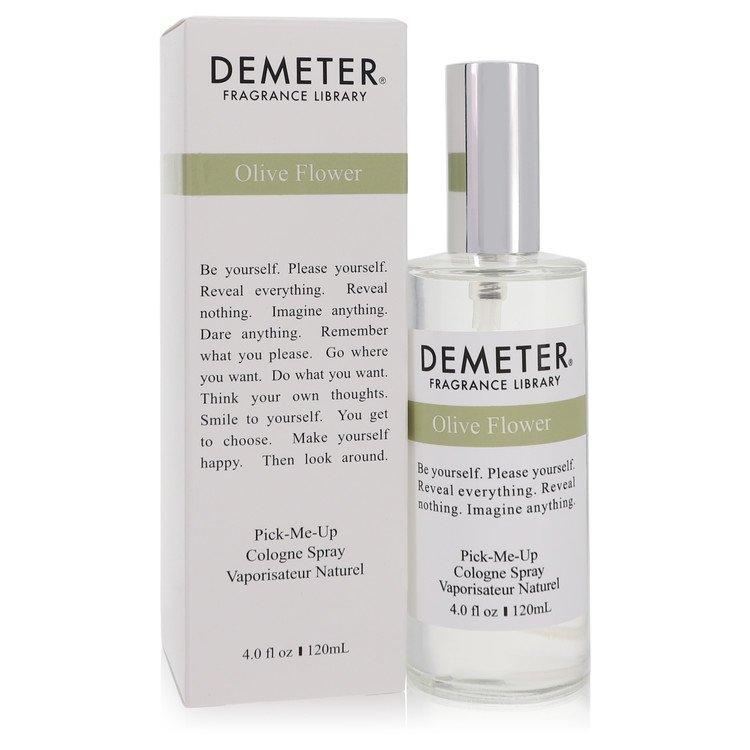 Demeter Olive Flower by Demeter –  Cologne Spray 4 oz 120 ml for Women