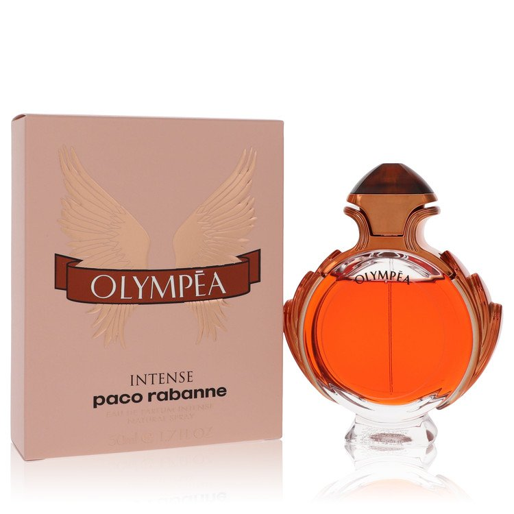 Olympea Intense by Paco Rabanne for Women Eau De Parfum Spray 1.7 oz