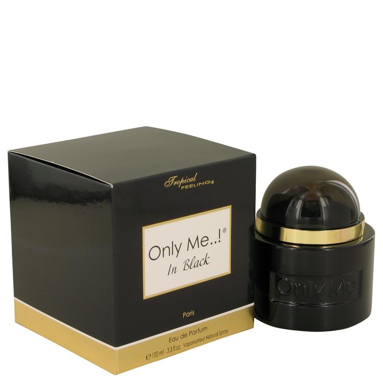 Only Me Black by Yves De Sistelle for Men Eau De Parfum Spray 3.3 oz